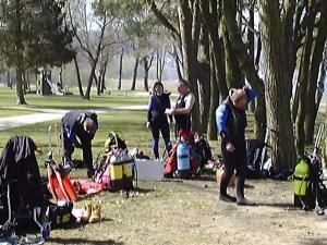 2002-03 Antauchen im Bodensee